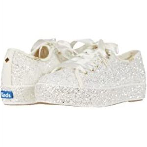 keds x kate spade new york Triple Kick All Over